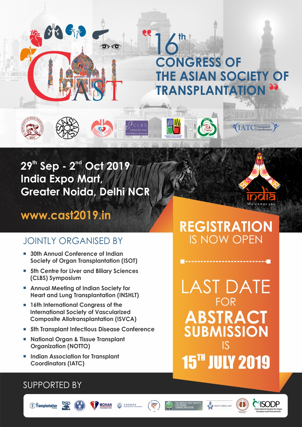 CAST 2019 Registration & Abstract Emailer 27-6-2019